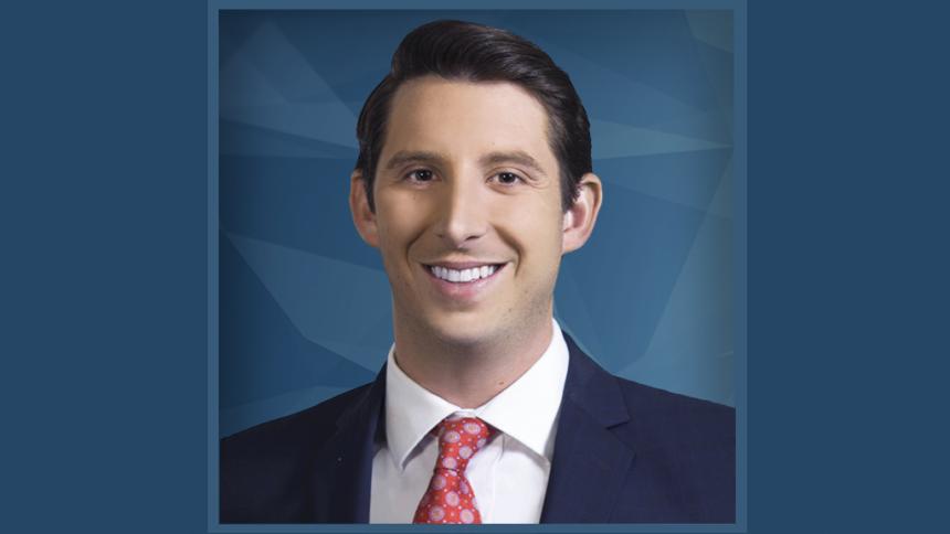 Aaron Groff, Evening Anchor