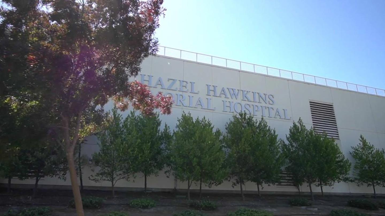 Hazel Hawkins Memorial Hospital