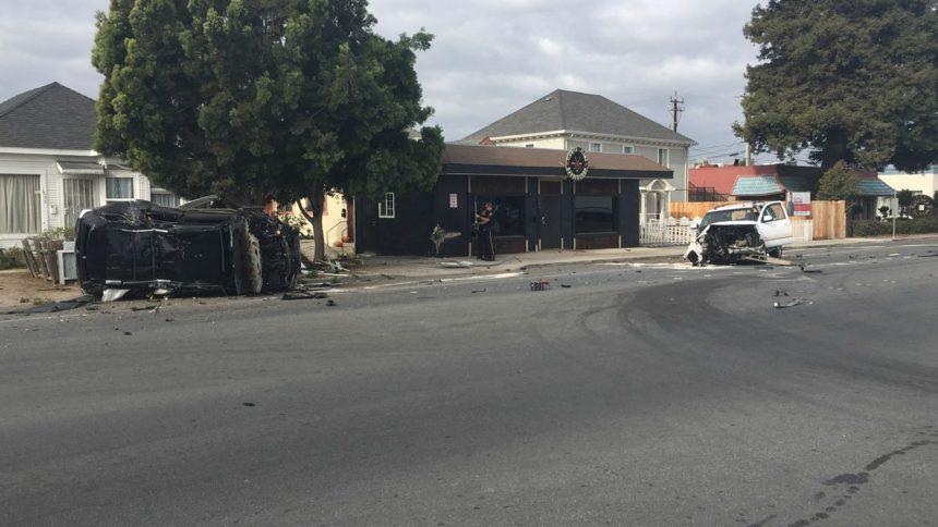 watsonville freedom boulevard crash