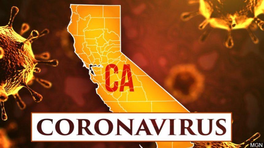 california coronavirus covid